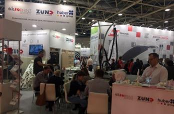 На выставке Реклама 2019 мы продемонстрировали технологические новинки в области цифровой резки от Zund – промышленный плоттер Zünd G3 XL-3200